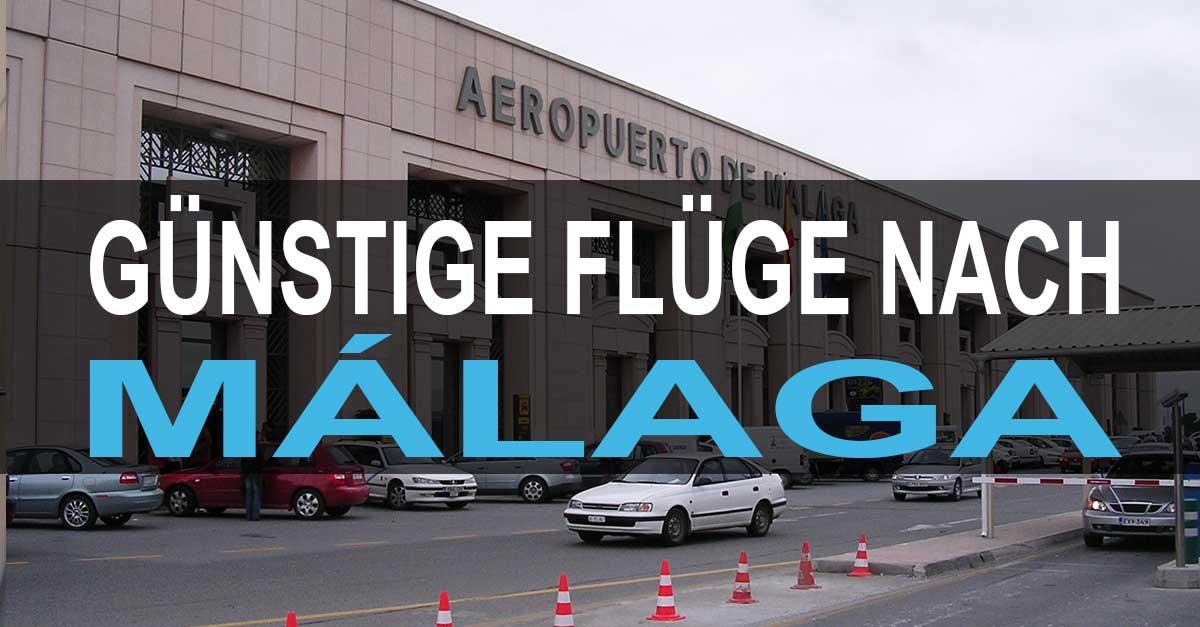 Flüge nach Malaga günstig