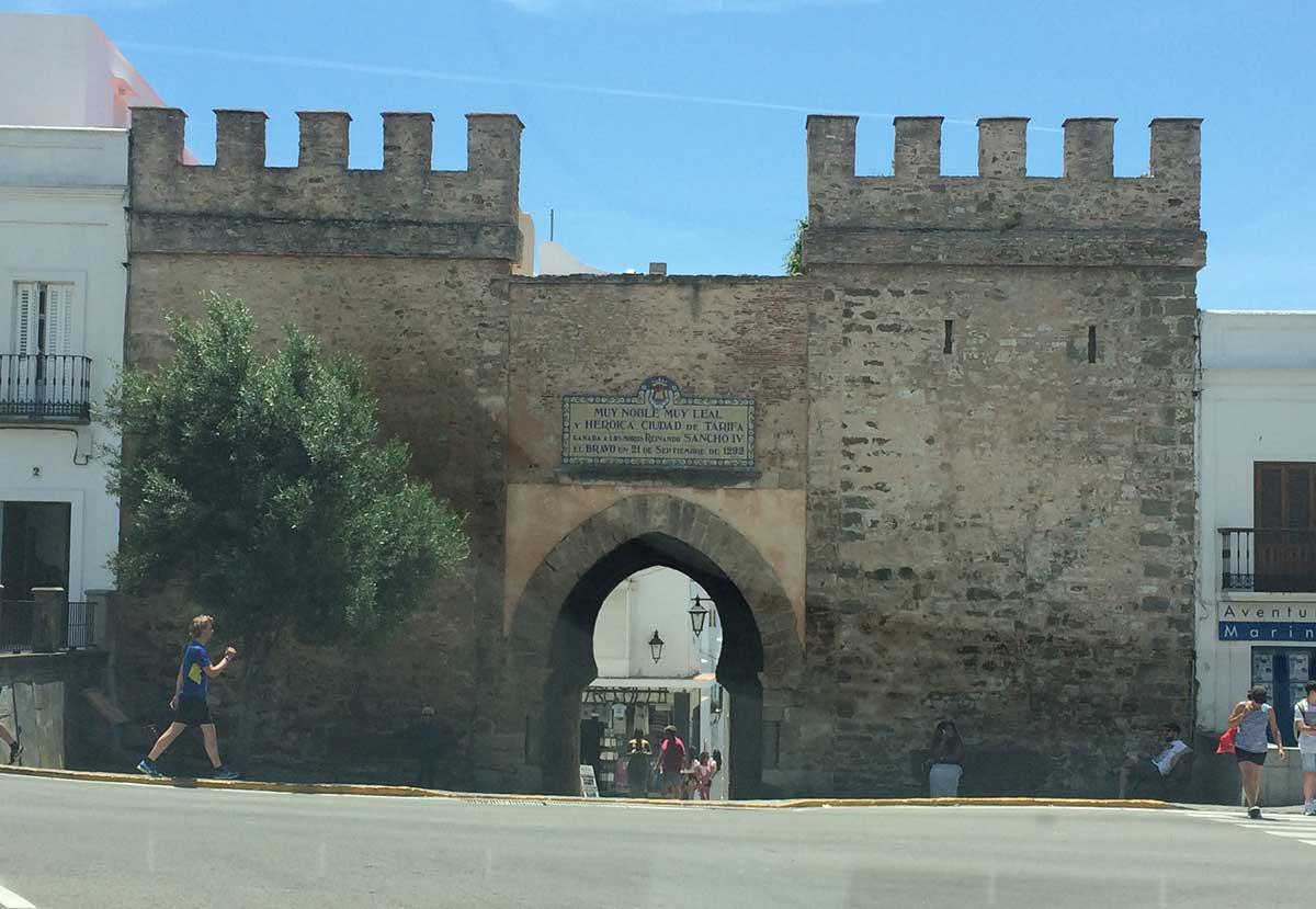 Eingangstor Stadtmauer