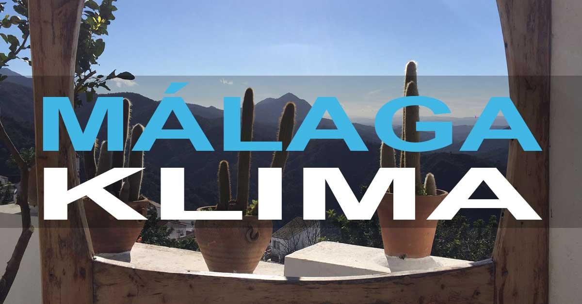 Malaga Klima