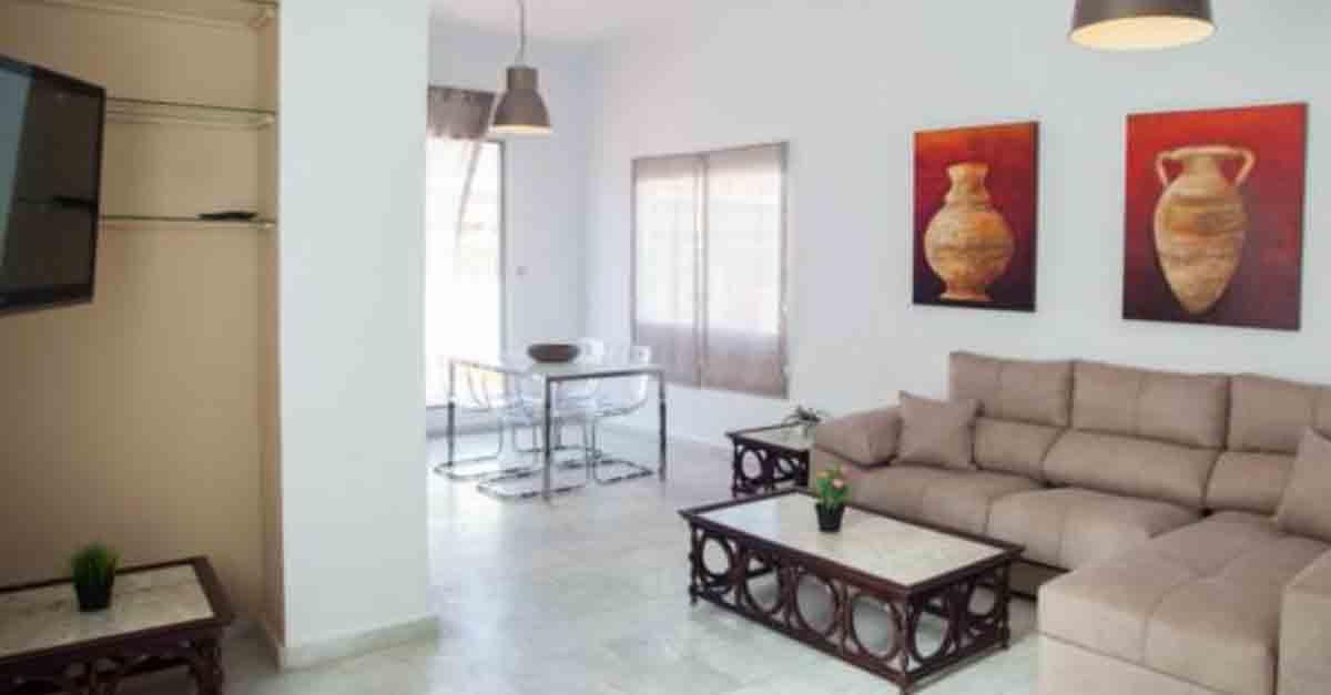 Ferienwohnung Malaga: Apartments Catedral