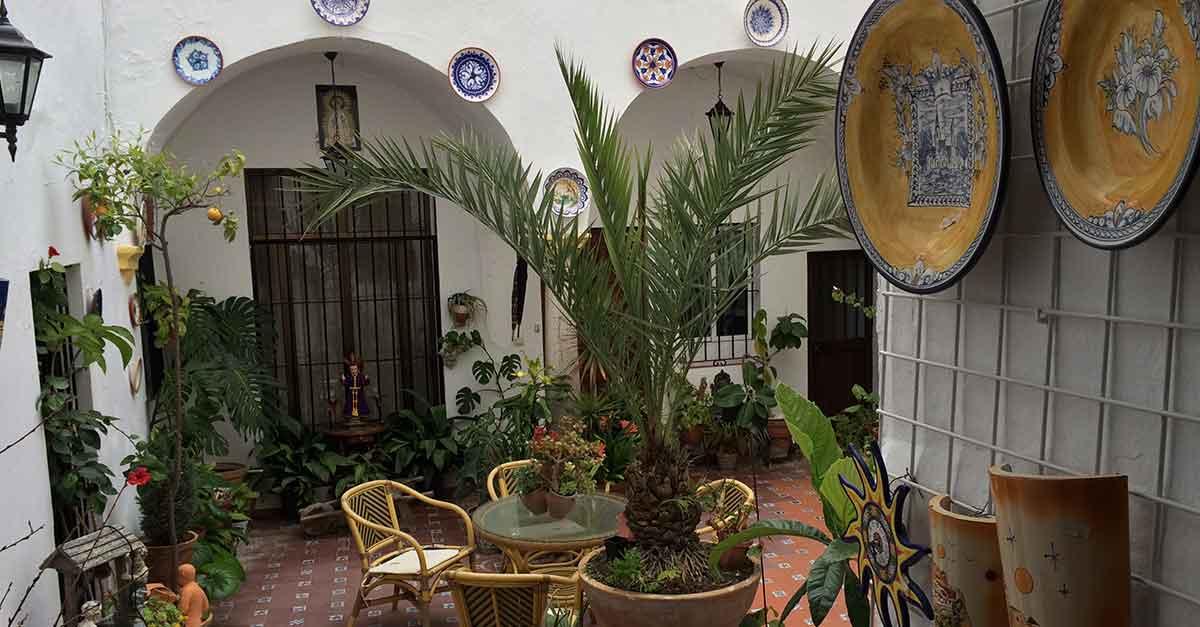 Arcos de la Frontera Hotel