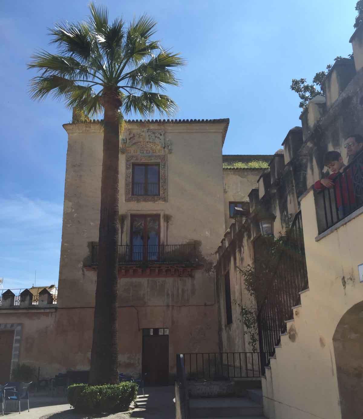 Castillo Palacio de los Ribera en Bornos1