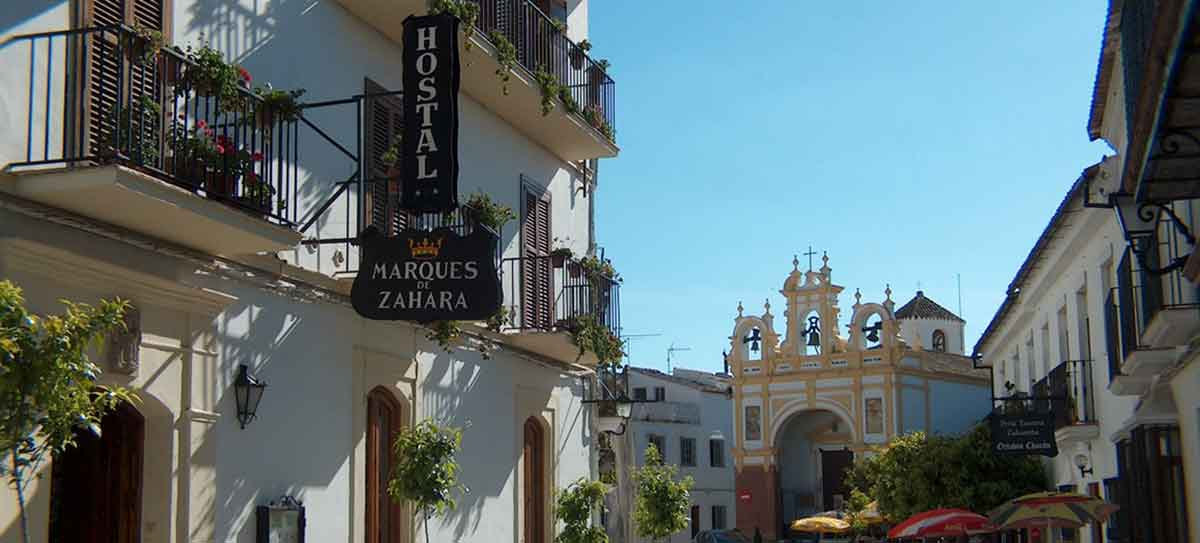Hostal Marques de Zahara
