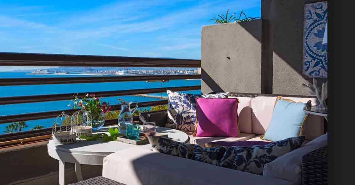 Ferienwohnung Malaga: Livin4Malaga Premium