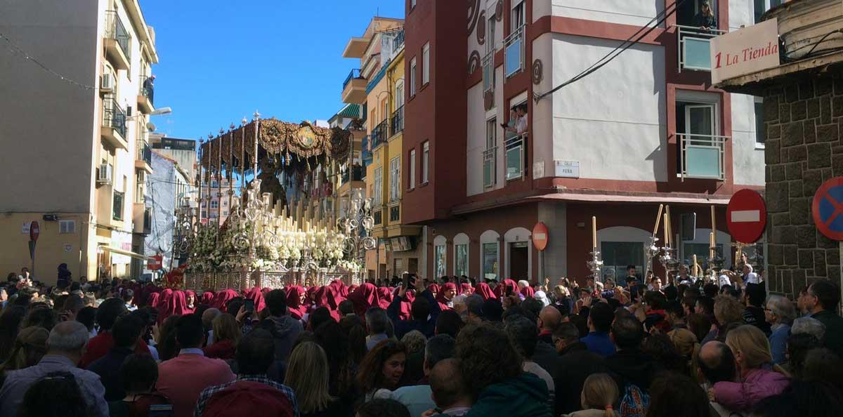 Maria de la O, Gitanos - Semana Santa Málaga