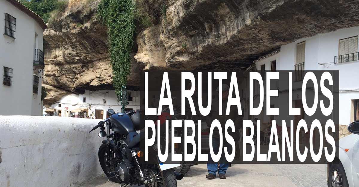 La Ruta de los Pueblos Blancos: Entdecke 19 weisse Dörfer in Andalusien
