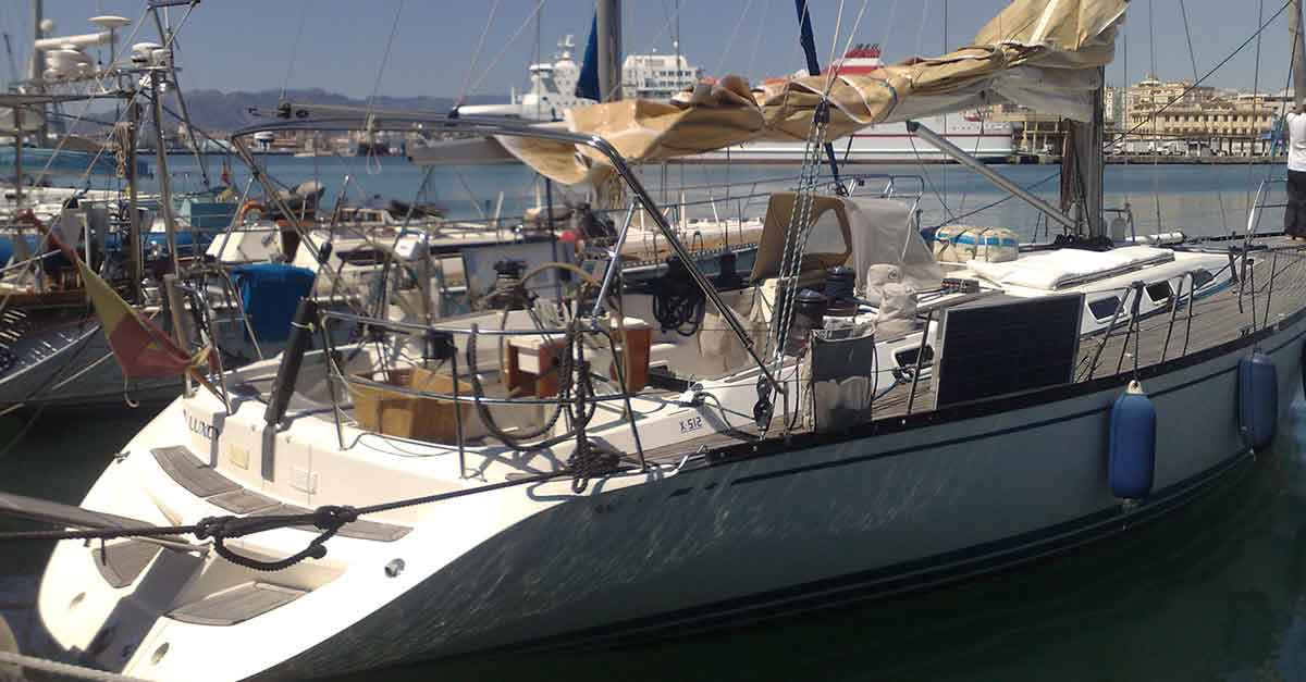 Segeln Malaga