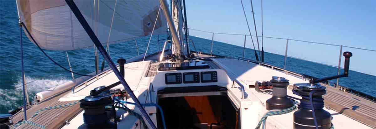 Segelyacht Malaga
