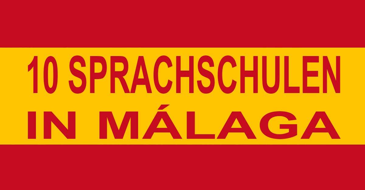 Sprachschule Malaga Sprachreise Spanisch lernen
