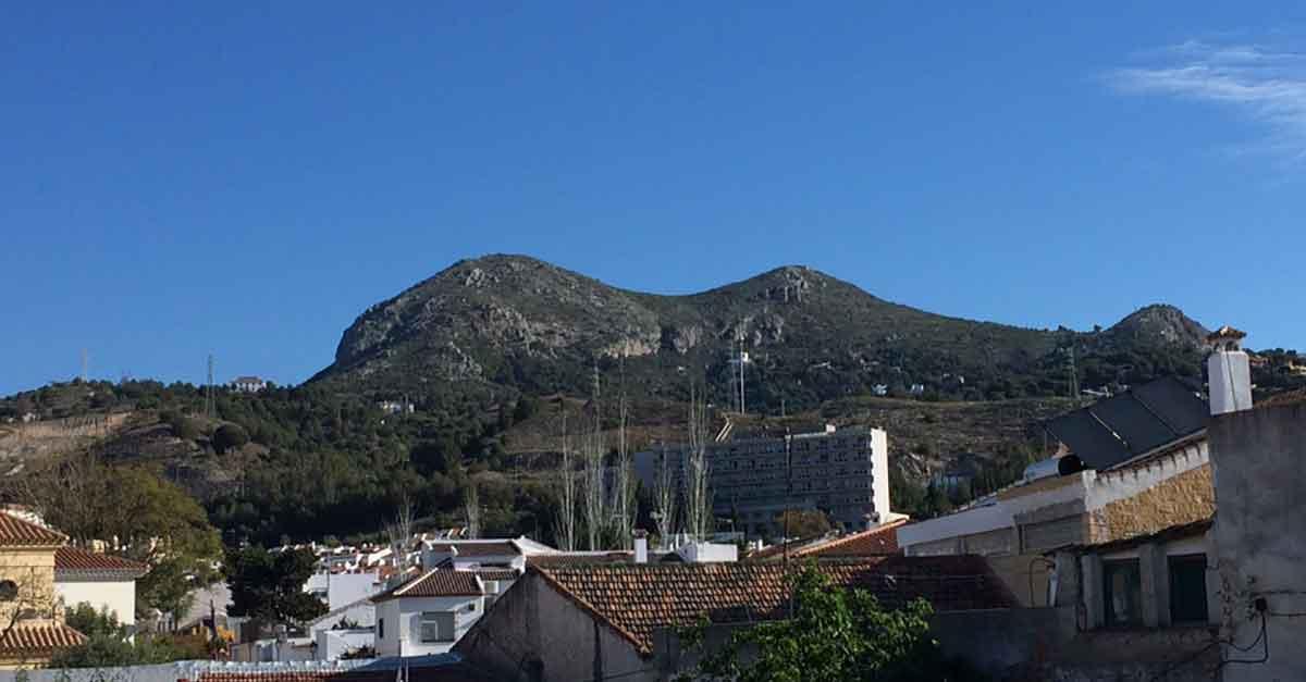 Málaga klettern: Am Monte San Anton / Pinares de San Anton