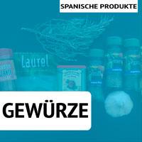 Spanische Gewürze im Spanien Shop