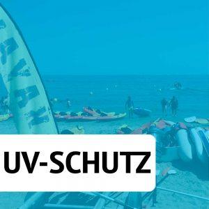 UV Schutz für Spanien Urlaub