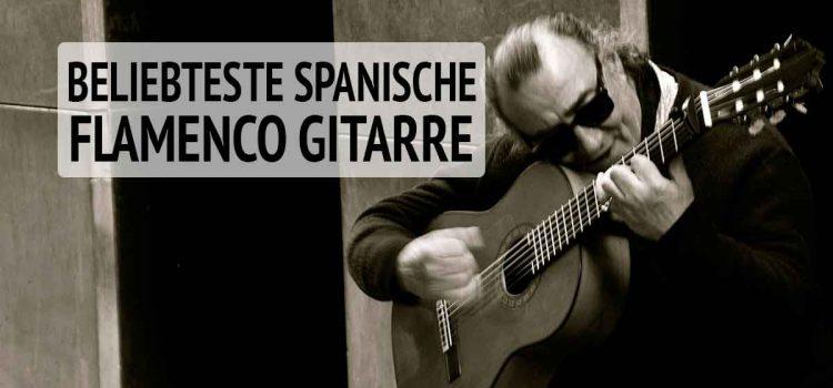 Die beliebteste spanische Gitarre – Flamenco Gitarre: Handgefertigte Alhambra Gitarren
