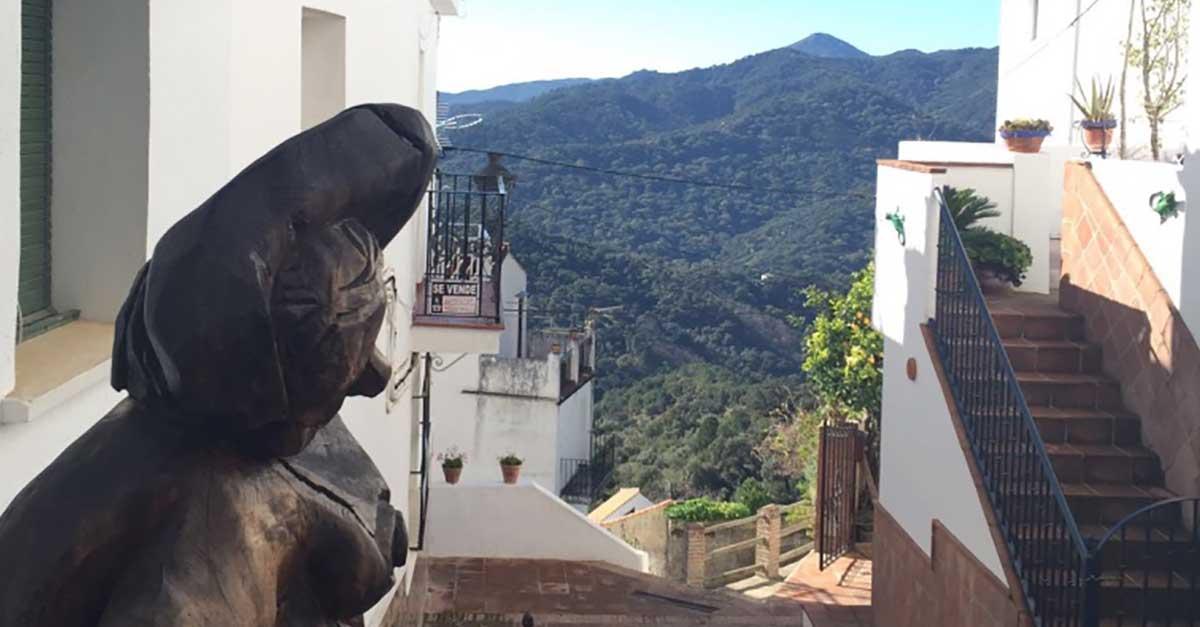 Andalusien Dörfer: Genalguacil