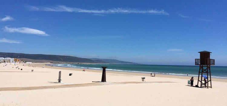Strand von Barbate