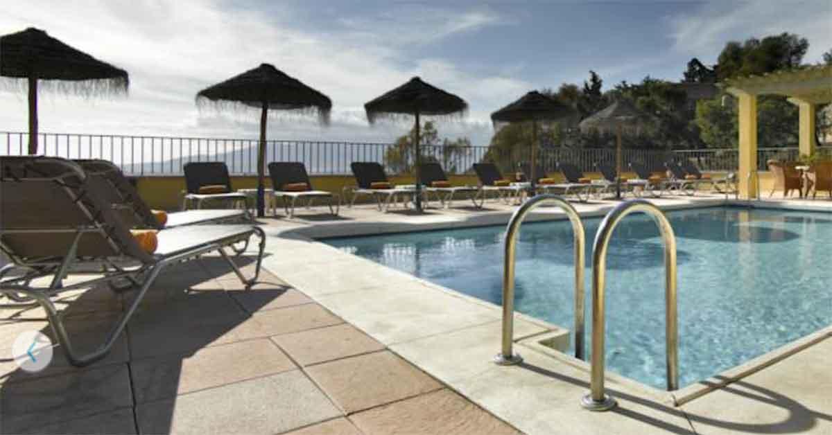 Hotel Gibralfaro Malaga