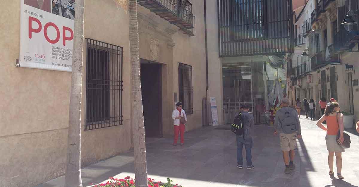 Málaga Altstadt