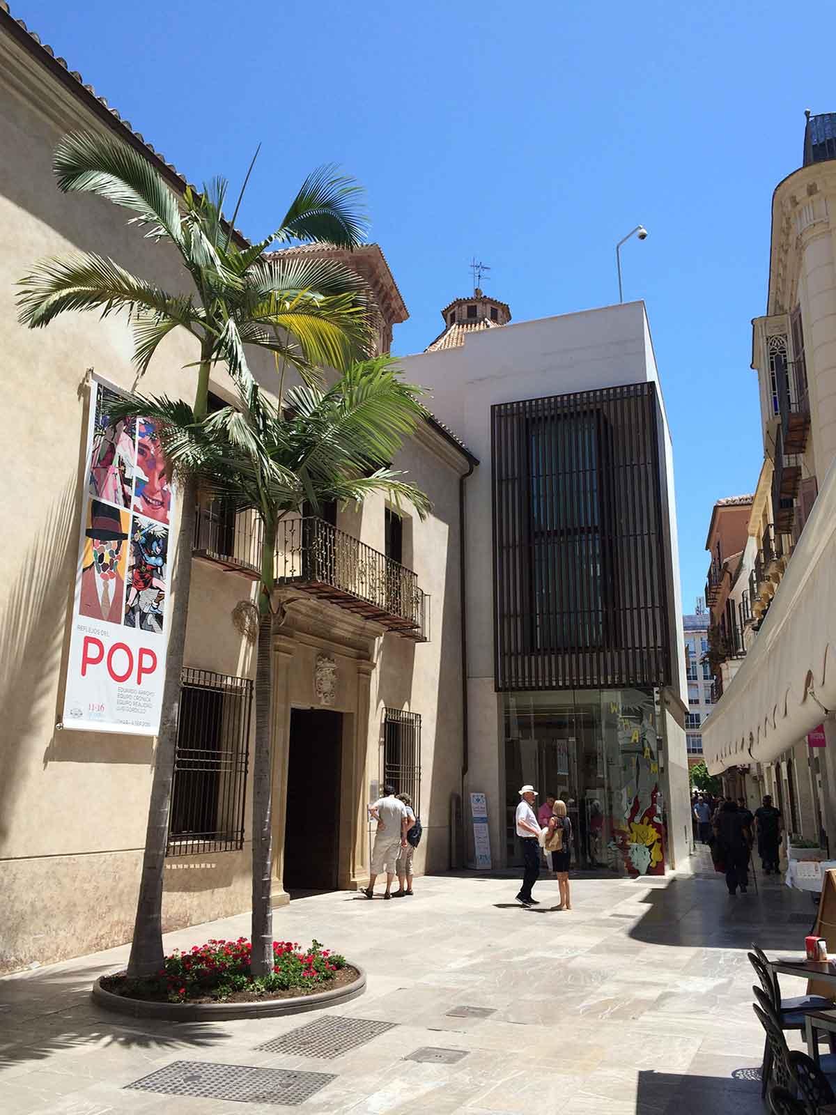 Museum Thyssen Bornemisza in Málaga