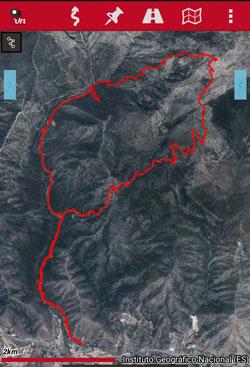 Rundwanderweg Pico del Cielo