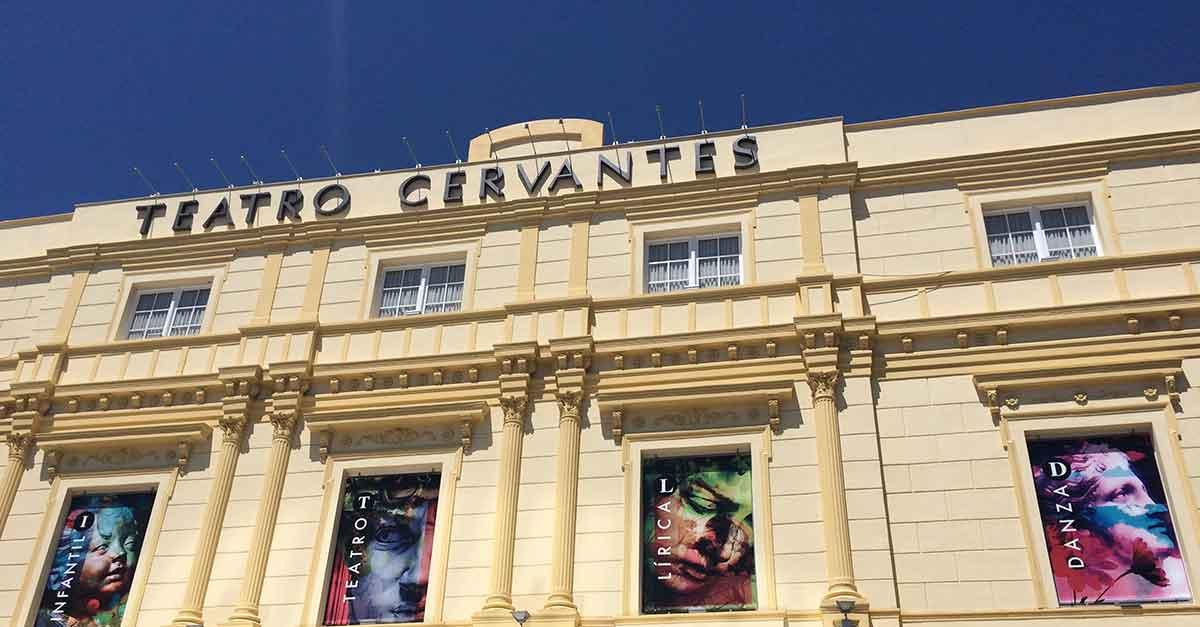 Teatro Cervantes Málaga