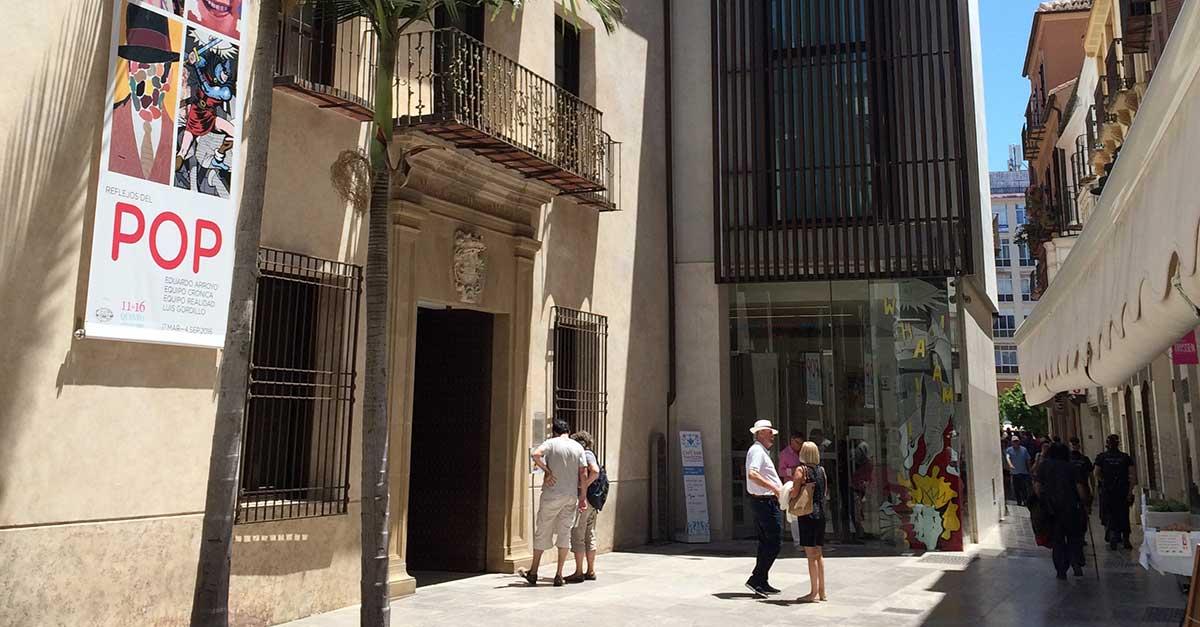 Museum Thyssen Bornemisza Málaga