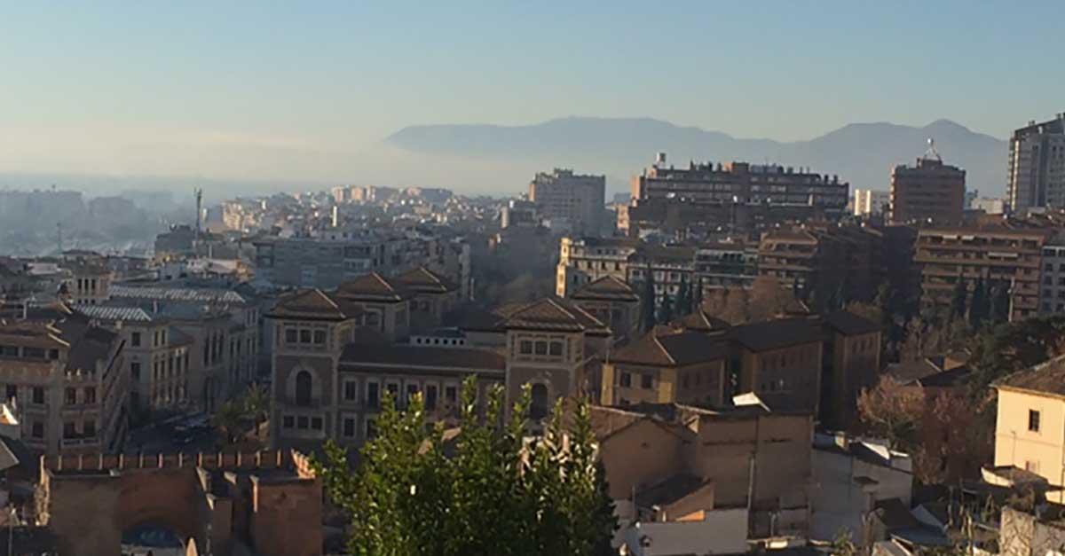 Malaga - Granada, Zug