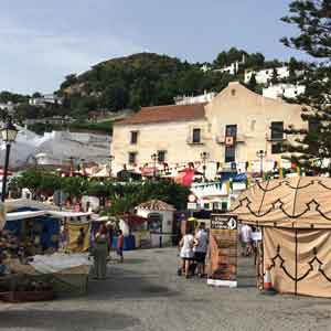 Frigiliana: Fest der 3 Kulturen