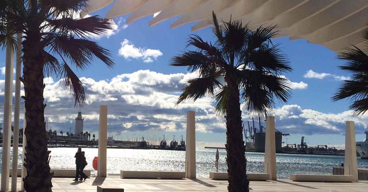 Hafen Málaga Muelle Uno