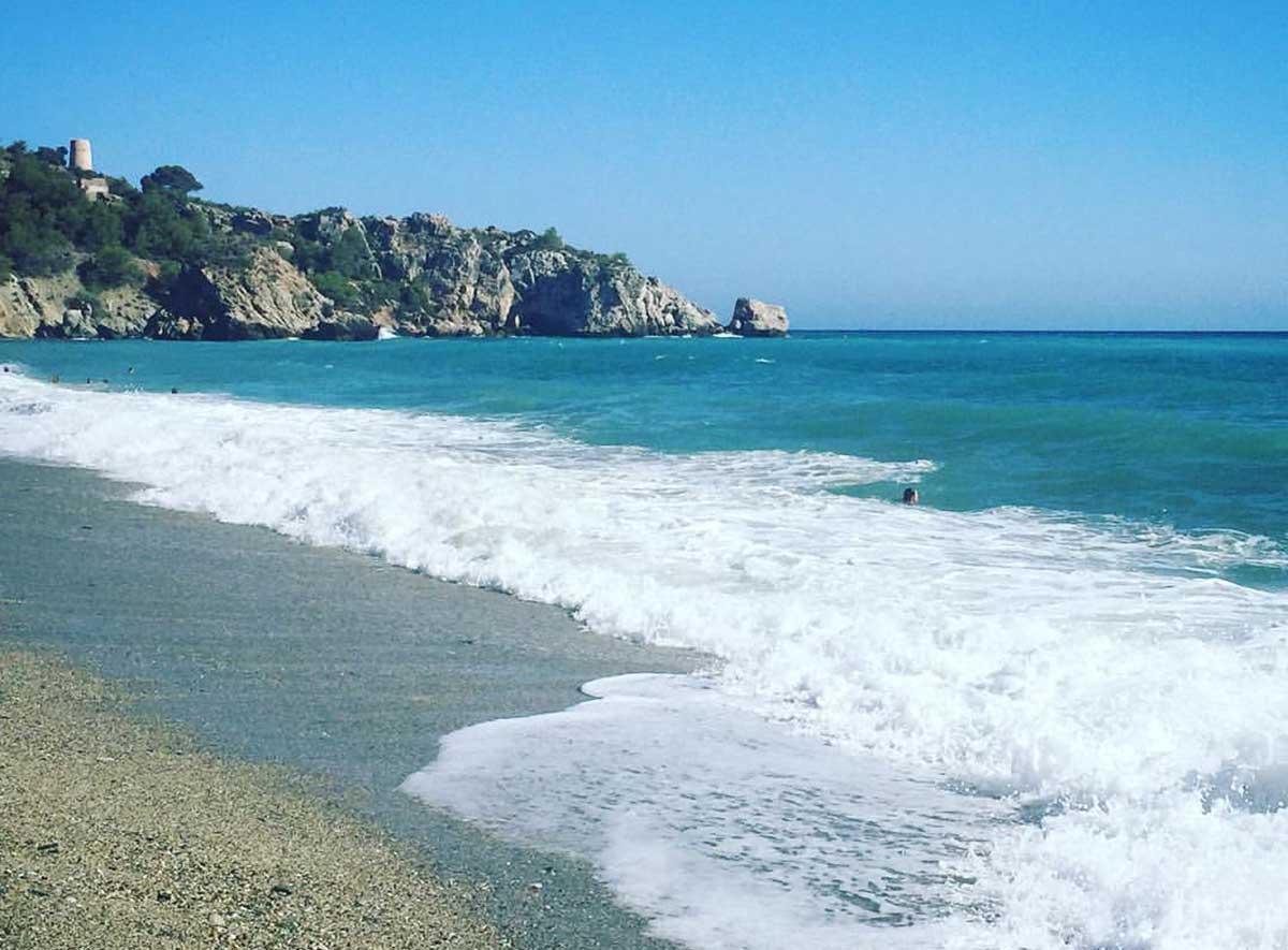 Playa del Pañuelo Maro