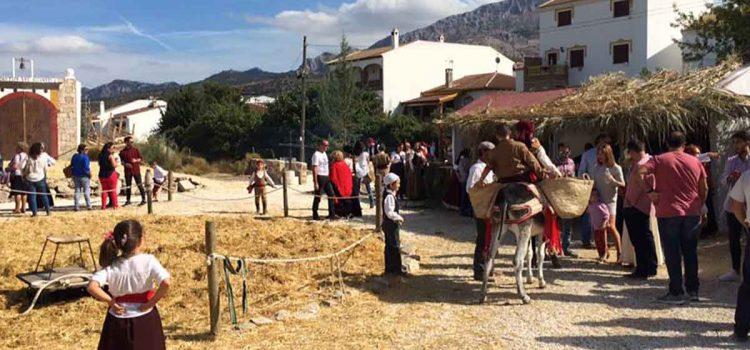 Bandoleros: andalusische Banditen / Fest: Pasión Bandolera in El Burgo nahe Ronda