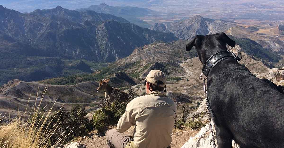 Pico Trevenque / Sierra Nevada