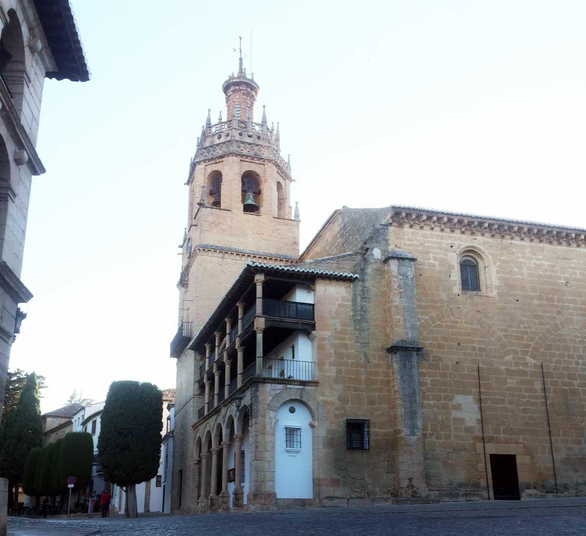 Ronda Altstadt