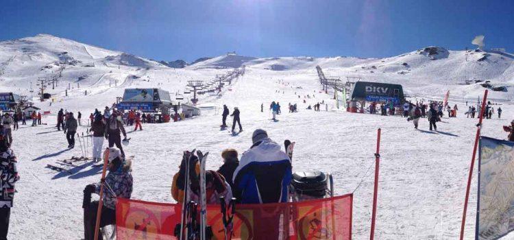 Ausflug in die Sierra Nevada / Granada: Anfahrt, Unterkünfte, Infos