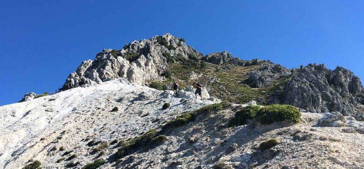 Wandern in der Sierra Nevada auf den Pico Trevenque (2079m)