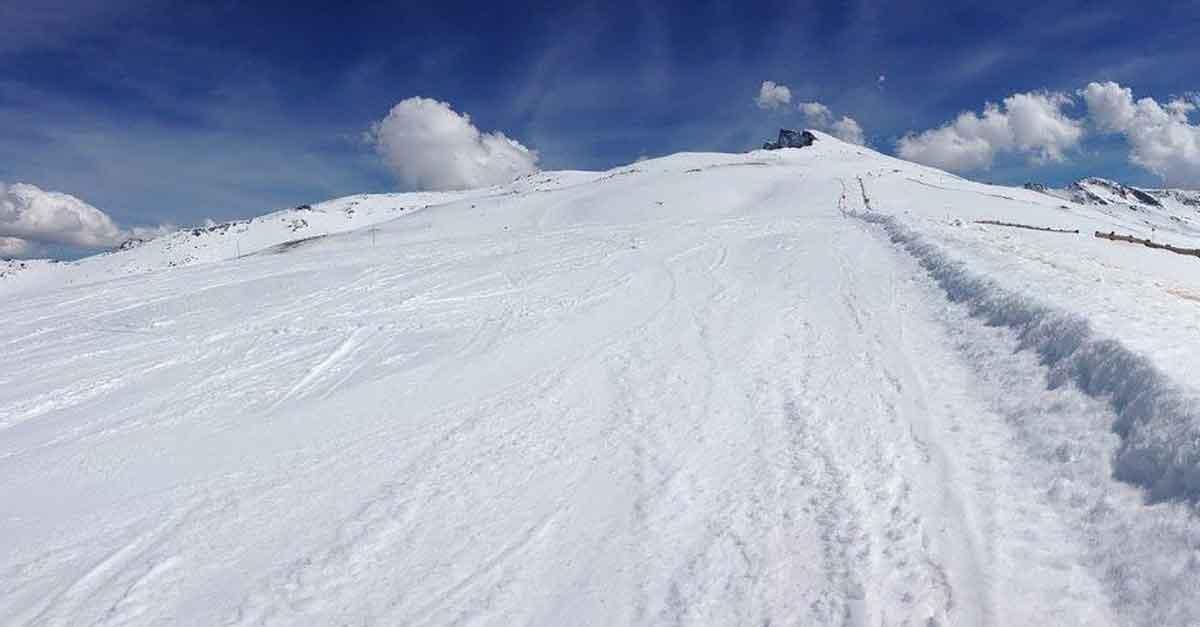 Sierra Nevada, Pradollano Skigebiet