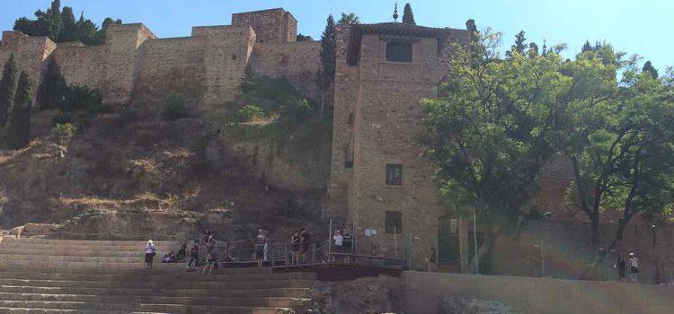 Alcazaba Málaga: Alle Infos zum maurischen Festungspalast Alcazaba