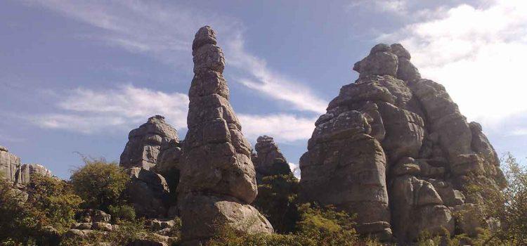 Besuch im Naturpark El Torcal in Antequera: Öffnungszeiten, Wanderwege, Observatorium