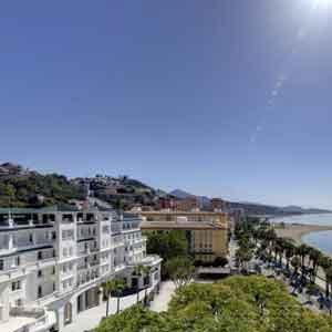 Gran Hotel Miramar Luxushotel Málaga