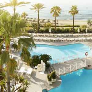Puente Romano Beach Resort Luxushotel Marbella