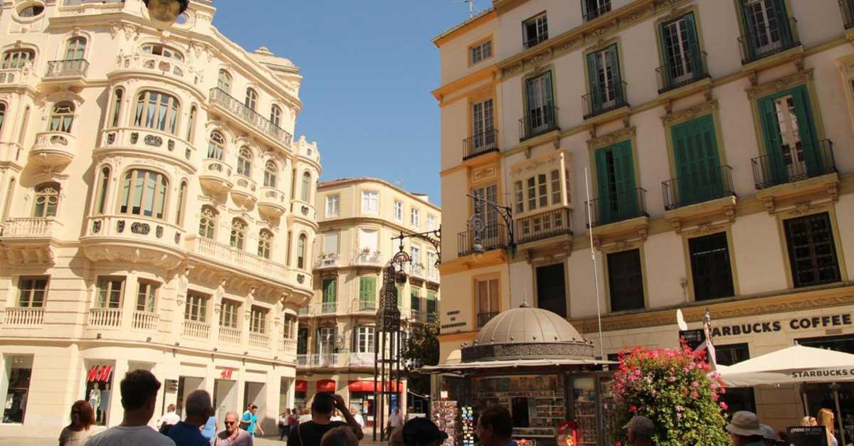 Stadtrundgang - Puerta del Mar