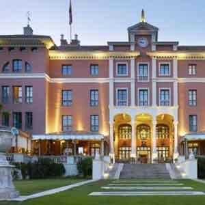 Luxushotel Málaga: Villa Padierna Palace