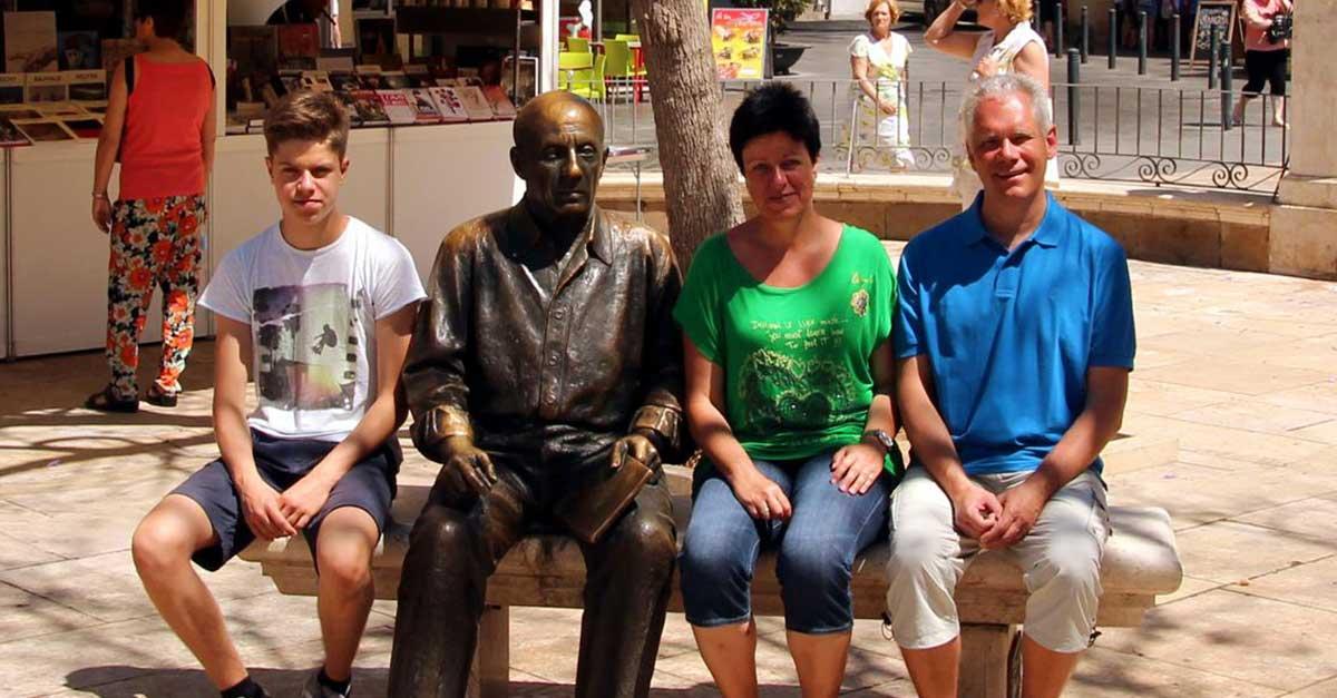 Stadtführung Malaga: Picasso Geburtshaus