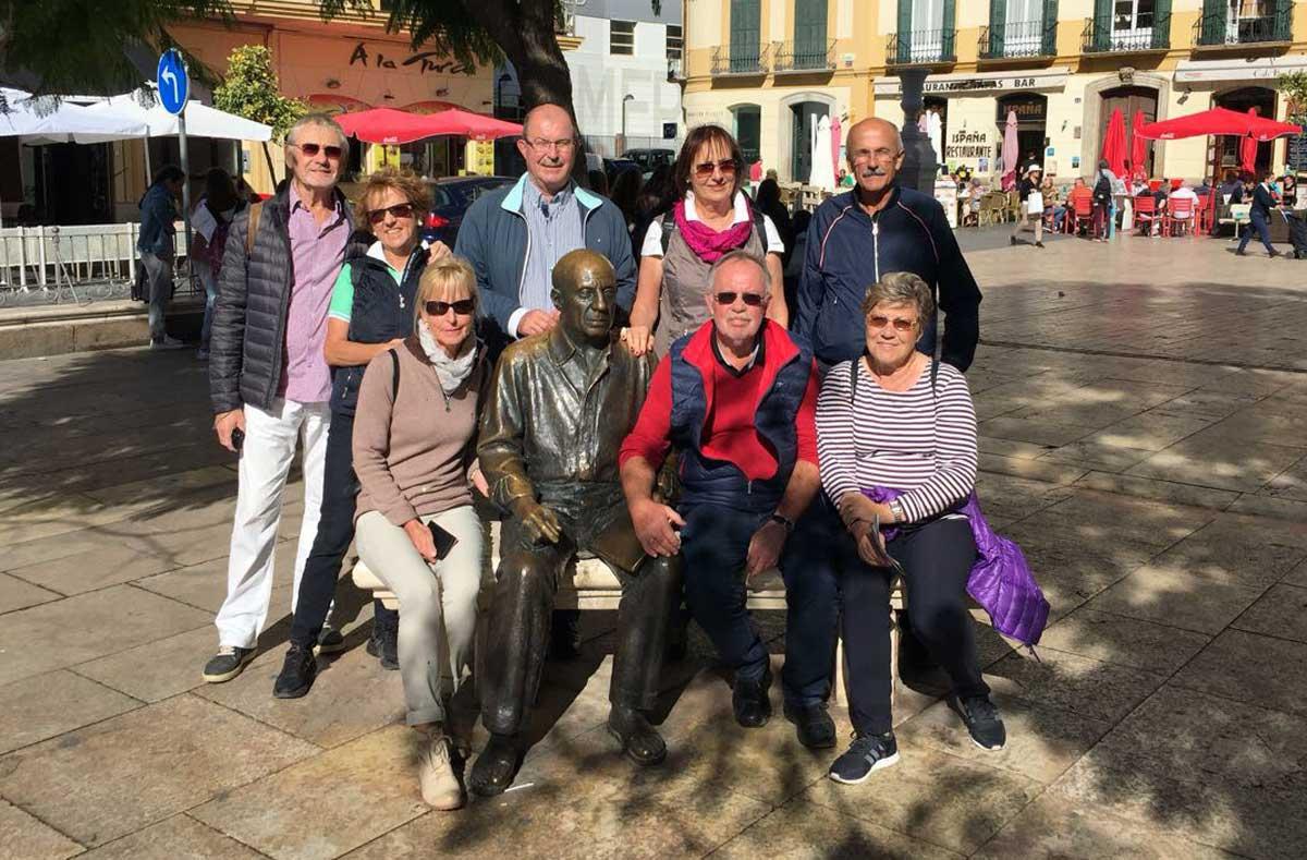 Stadtführung in Malaga