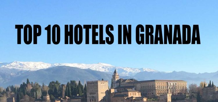 Die Top 10 Hotels in Granada