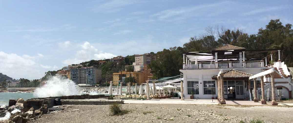 Baños del Carmen ohne Festzelt