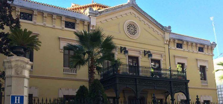 5 Sterne Hotel: Hotel Hospes Palacio de los Patos – Granada – Erfahrungsbericht