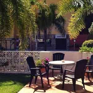 Hotel Torremolinos: Carmen Teresa