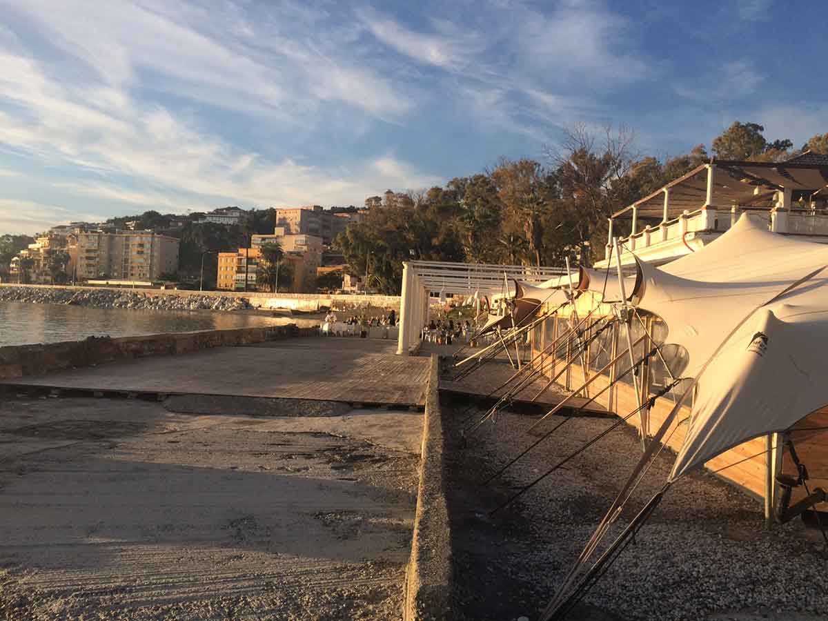 Baños del Carmen Januar 2017