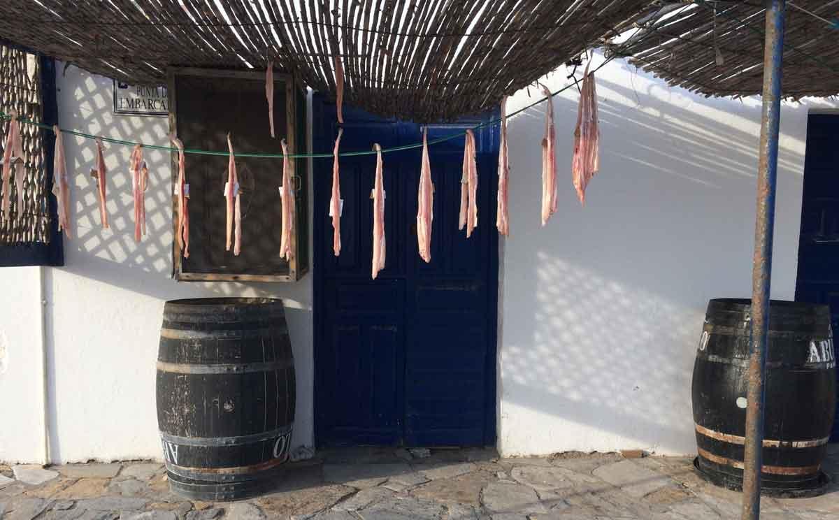 Fischerhaus La Isleta del Moro