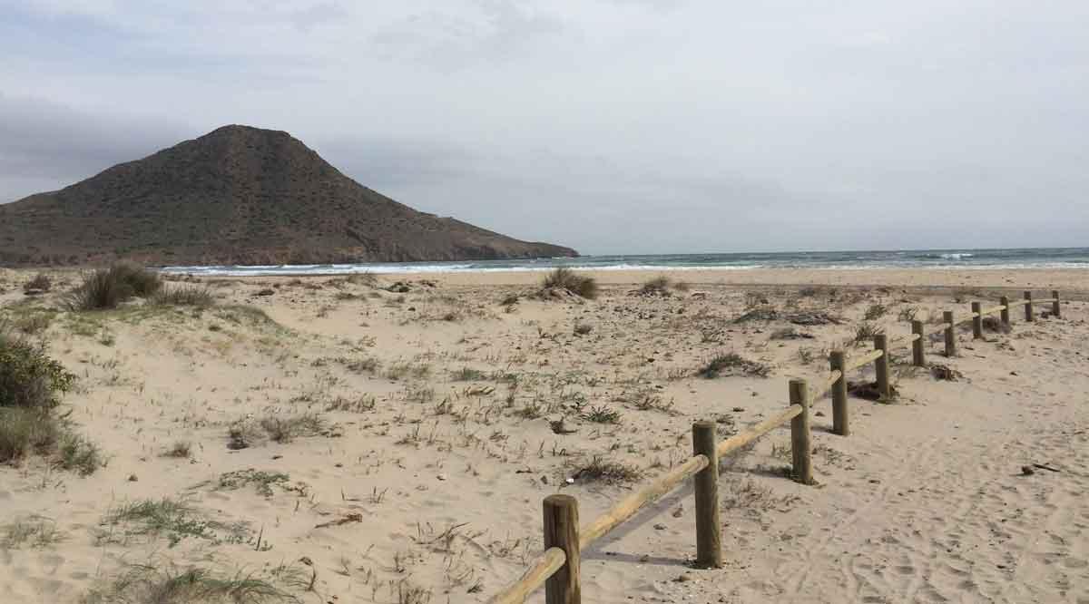 San José: Playa de los Genoveses